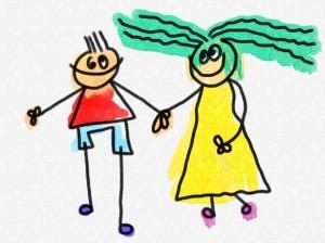 stick-couple
